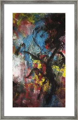 Power Prestige And Position Framed Print