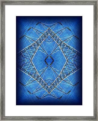 Power Up 2 Framed Print