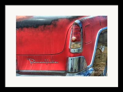 Ol Cars Framed Prints