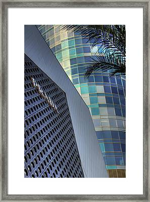 Framed Print featuring the photograph Prada Patterns by Glenn DiPaola