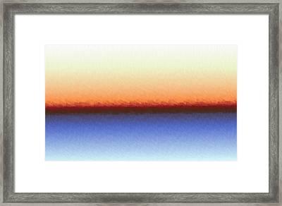 Praestituebatis Framed Print