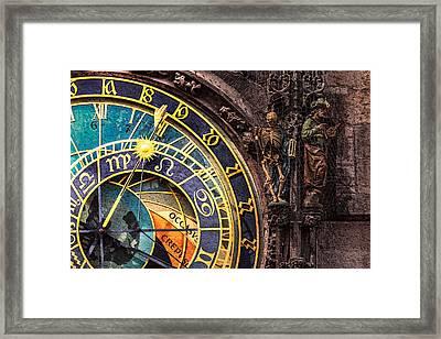 Prague 03 Framed Print by Tom Uhlenberg
