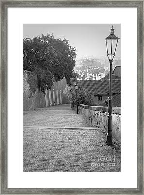 Framed Print featuring the photograph Prague by Art Photography