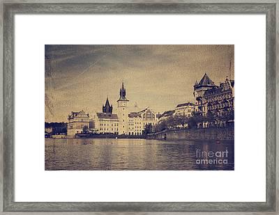 Prague Framed Print by Jelena Jovanovic