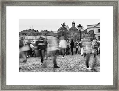 Prague  Framed Print by Mustafa Otyakmaz
