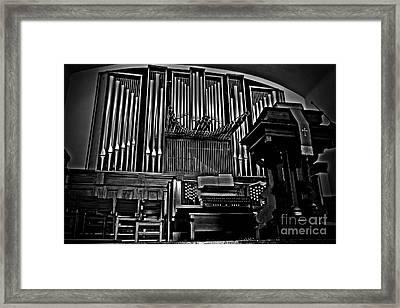 Praise Him Framed Print by Scott Allison