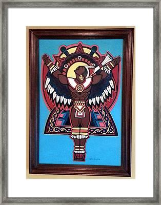 Praise Framed Print