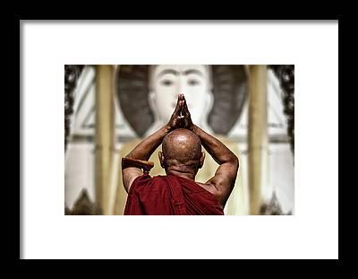 Pagoda Framed Prints