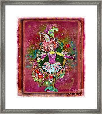 Pranceitude Framed Print by Amy Stewart