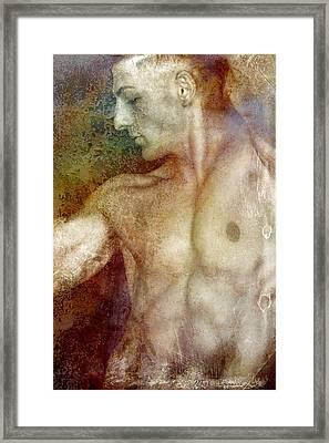 Angelical Framed Print by Mark Ashkenazi