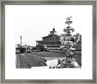 Preakness Stakes 1965  Framed Print by Retro Images Archive