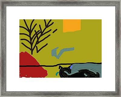 Precious Framed Print by Anita Dale Livaditis