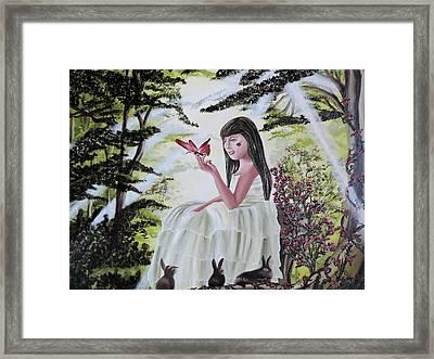 Precious Blessing Framed Print