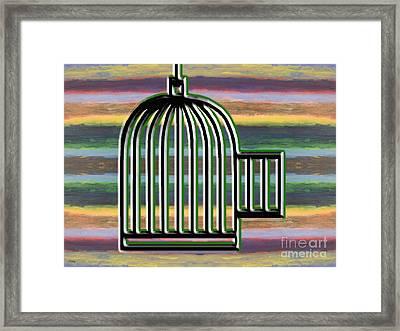 Precious Freedom Framed Print by Patrick J Murphy