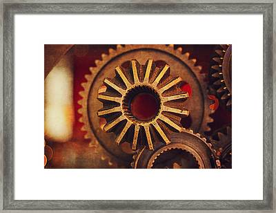 Precision Framed Print
