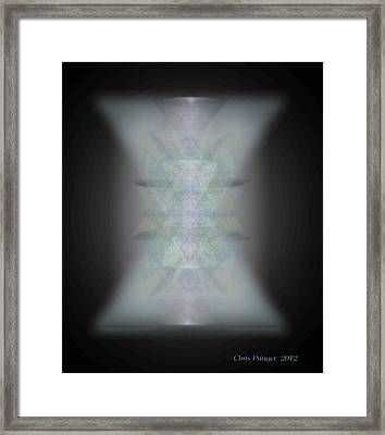 Predawn Chalice Still All One Framed Print