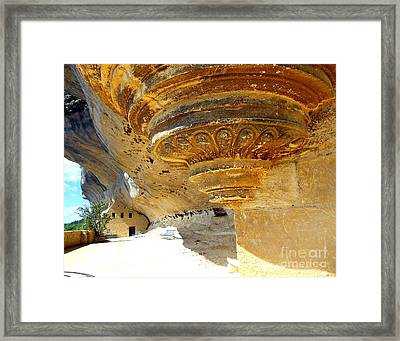 Prehistoric Framed Print by Lauren Leigh Hunter Fine Art Photography