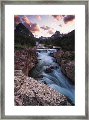 Prelude To Dreams Framed Print