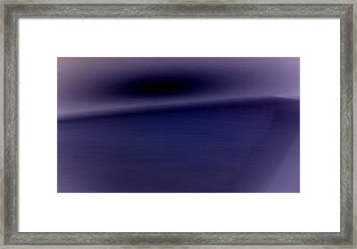 Presence 2 Framed Print