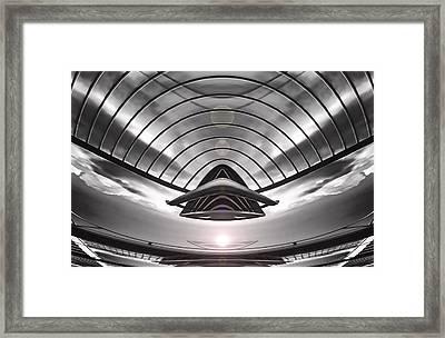 Presence Framed Print by Wendy J St Christopher
