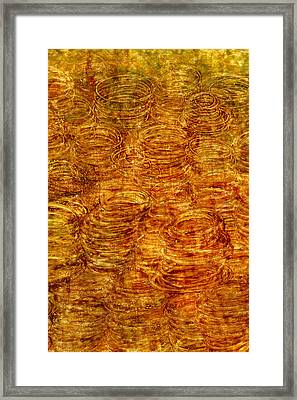 Framed Print featuring the mixed media Preserved by Sami Tiainen