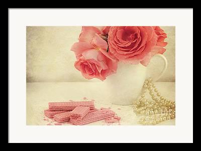 Pink Dreamy Framed Prints