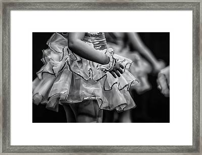 Pretty In Pink Framed Print by Lauri Novak