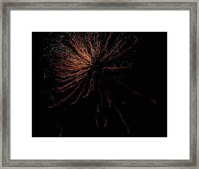 Pretty In The Sky Framed Print