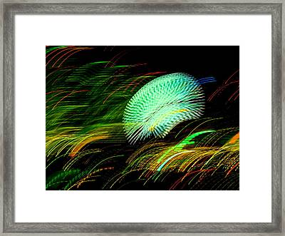 Framed Print featuring the photograph Pretty Little Cosmo - 12 by Larry Knipfing