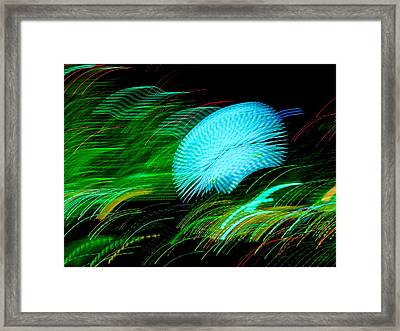 Framed Print featuring the photograph Pretty Little Cosmo - 9 by Larry Knipfing