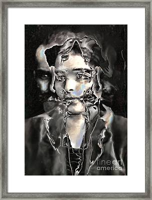 Previous Life Framed Print by Ursula Freer