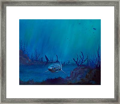 Primal Beauty Framed Print by C Steele