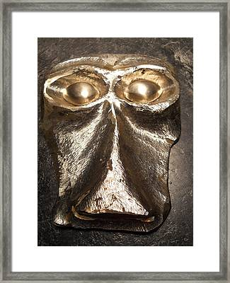 Primate Framed Print by Carl LeGrand