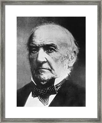 Prime Minister Gladstone Framed Print