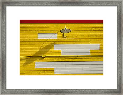 Primed And Ready Framed Print by Paul Wear