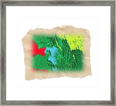 Primitive Framed Print