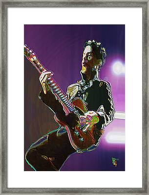 Prince Framed Print by  Fli Art