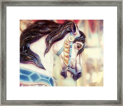 Prince Charming Framed Print by Amy Tyler
