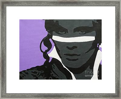 Prince Charming Framed Print by ID Goodall
