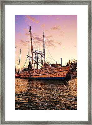 Princess Johana Framed Print