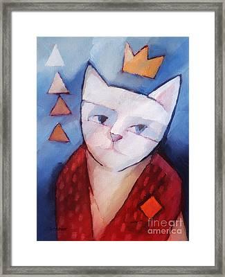 Princess Framed Print by Lutz Baar
