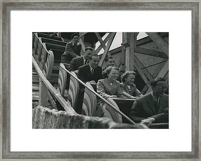 Princesses Go To The Fair Framed Print by Retro Images Archive
