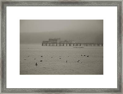 Princeton Fishery Framed Print by Bob Wall