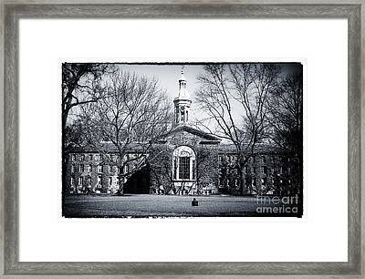 Princeton University Framed Print by John Rizzuto