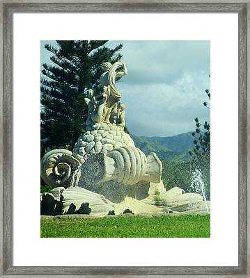 Framed Print featuring the photograph Princeville Revisited by Alohi Fujimoto