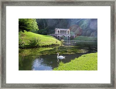 Prior Park Framed Print