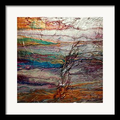 Multicolored Artwork For Sale Framed Prints