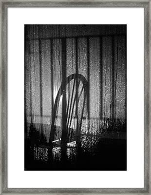 Prison Without Bars Framed Print