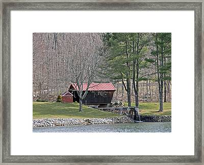 Private Bridge 2 Framed Print