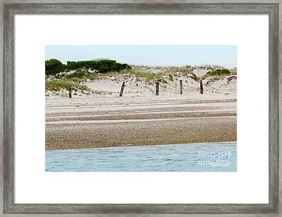 Private Property Framed Print